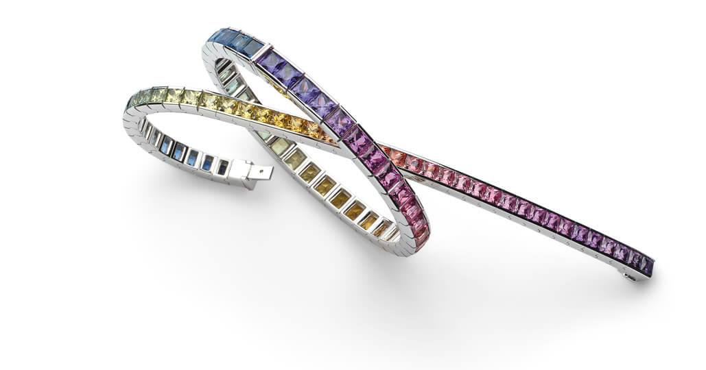Baselworld - Frieden's Rainbow Lines