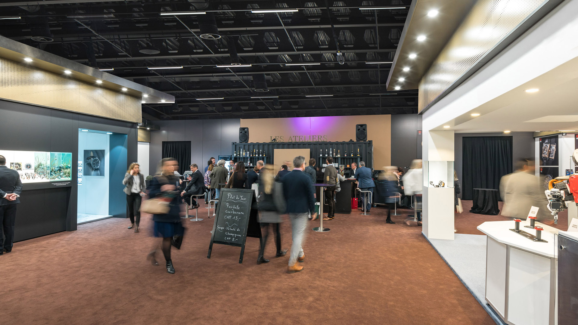 Baselworld Les Ateliers