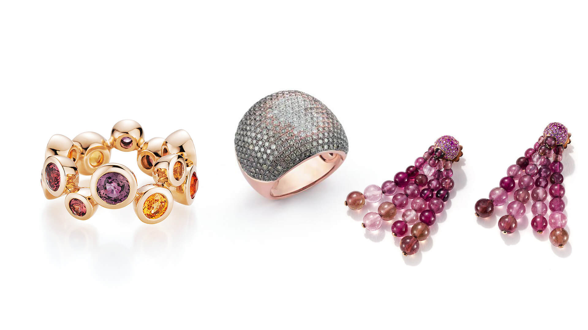 Baselworld - Colours of Autumn Jewellery