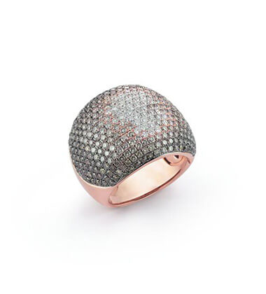 Baselworld Trends Colours of Autumn Jewellery - Al Coro Dolce Vite Ring