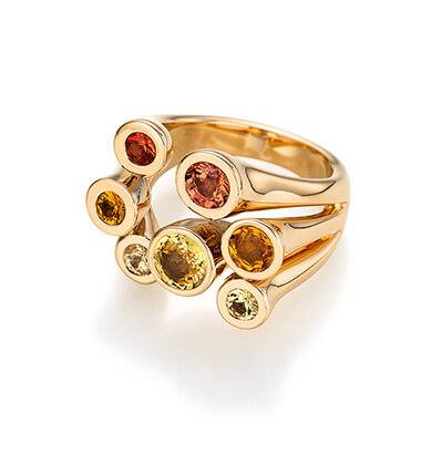Baselworld Trends Colours of Autumn Jewellery -  Karlotta Ring