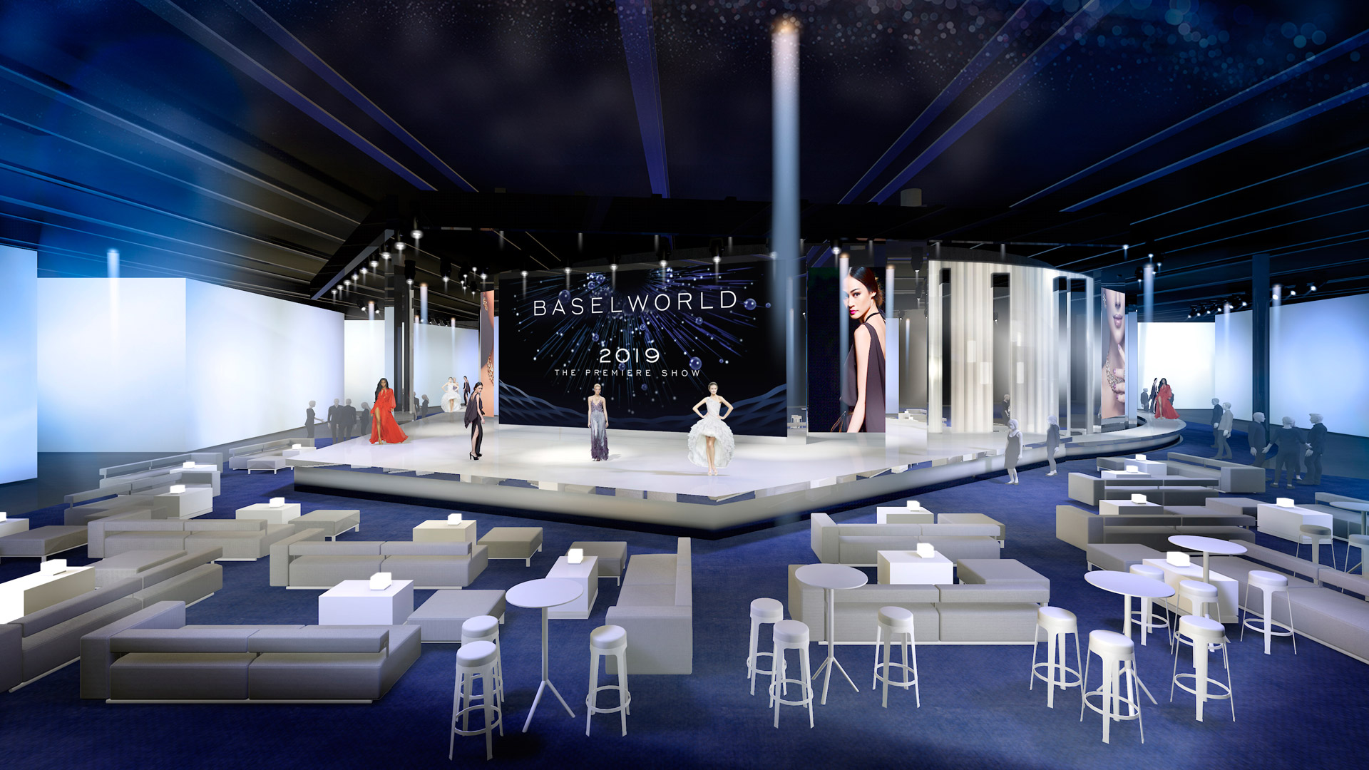 Picture of the Show Plaza in Baselworld 2019